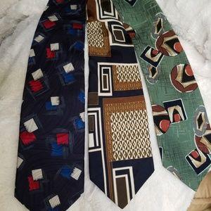 Lord + Taylor set of ties